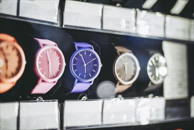 どんな感じ?最近の腕時計の傾向を知りたい